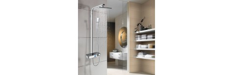 Luxury - Exposed Thermostatic Showers